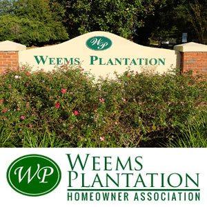 Weems-HOA